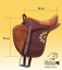 Dimensions of kids mini saddle Baloun®