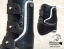 Tendon&Fetlock boots Baloun® - black-white leather
